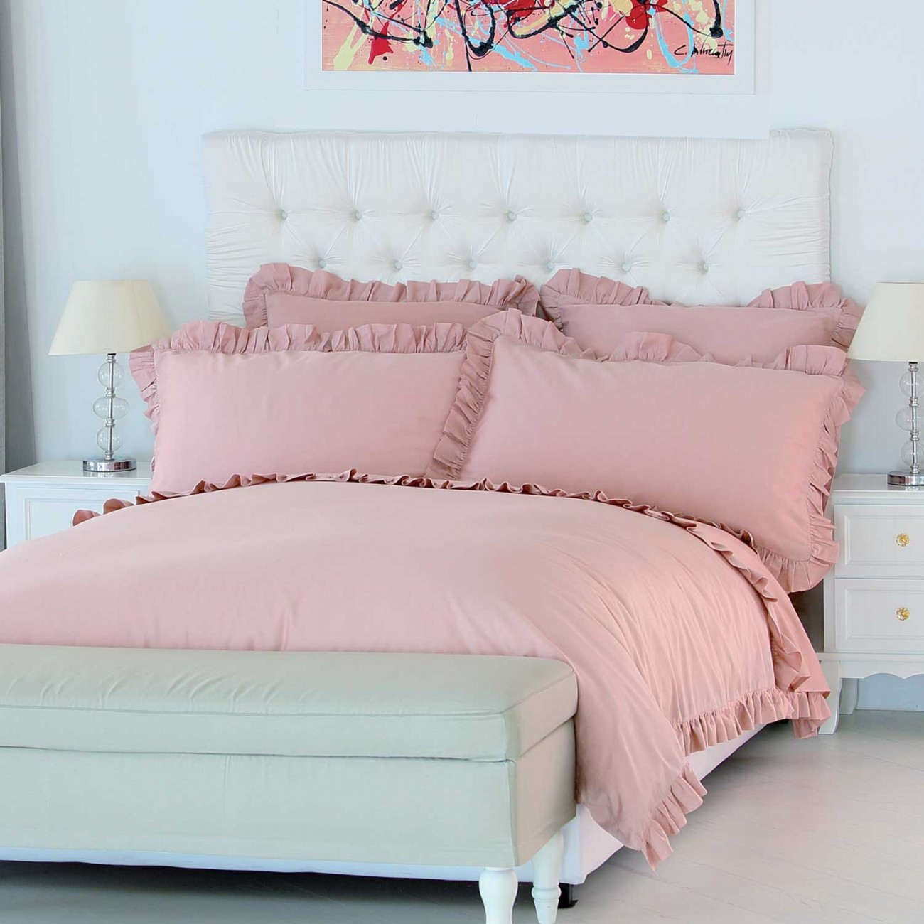 Benedetta Bed Linen Collection