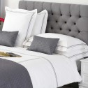 Double row cord Bed Linen...